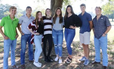 Troup High School reveals senior princes and princesses