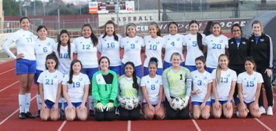 Soccer: JHS girls finish Palestine tourney with 2 wins