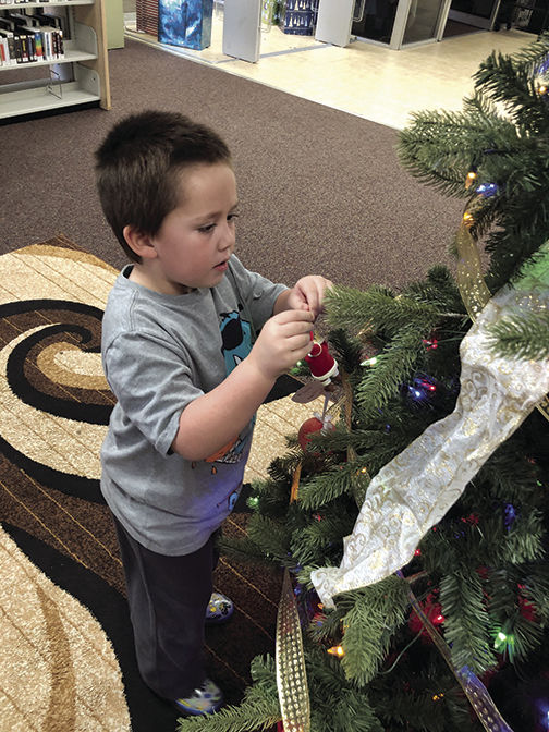 Library to host Christmas program next week