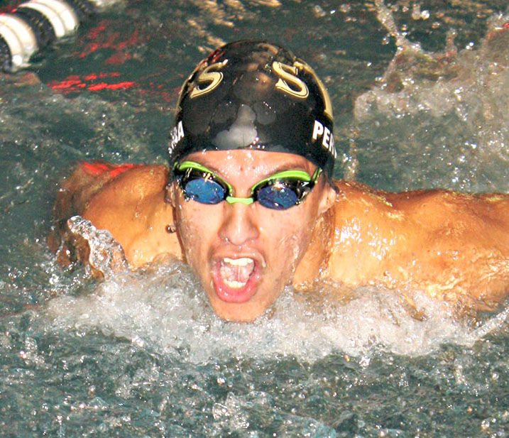 Swimming to Top-10 finishes