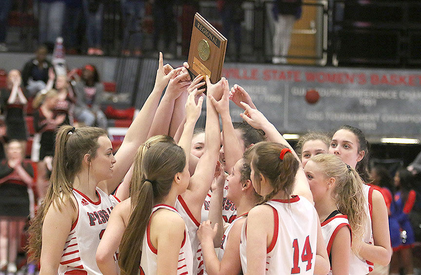 Pisgah wins another regional title after again using a big scoring run to defeat Susan Moore