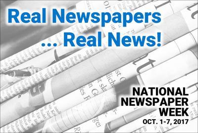 National Newspaper Week 2017