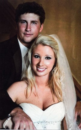 Mr. and Mrs. Nathan Brown McCollum