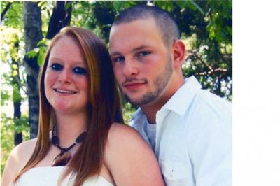 Chasity McCrary and Tyler English