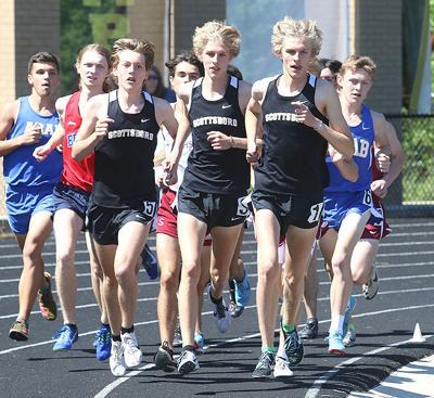 Scottsboro track and field