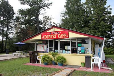 Four Way Country Cafe