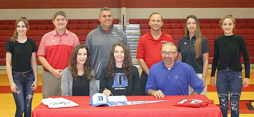 Barron signs with Duke