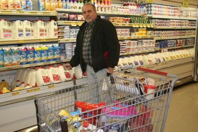 Buying Groceries