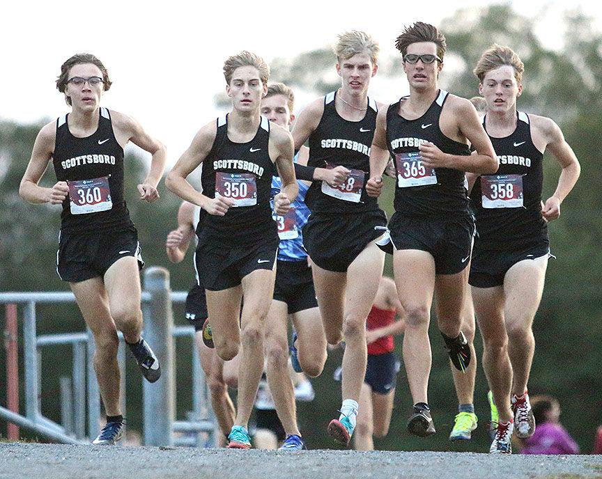 Scottsboro runners