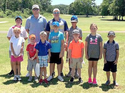 June Golf Clinic