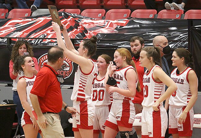 Pisgah celebrates regional title