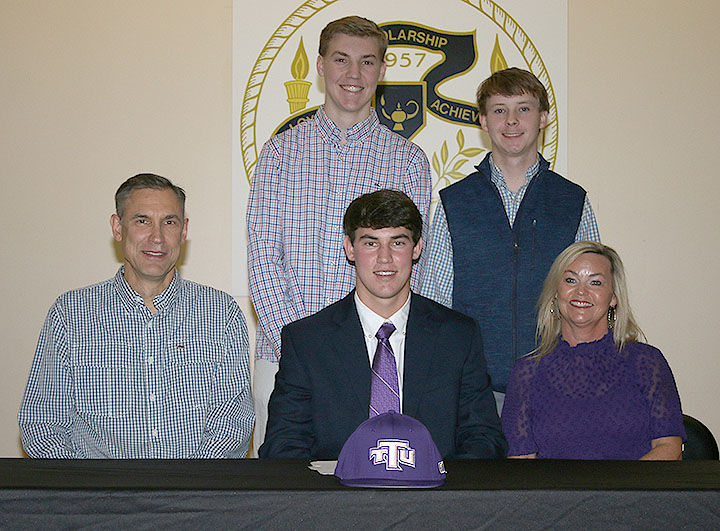 Signing with Tennessee Tech