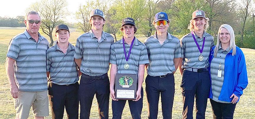 NSM golf team