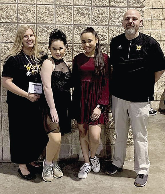 Woodville students excel at convention