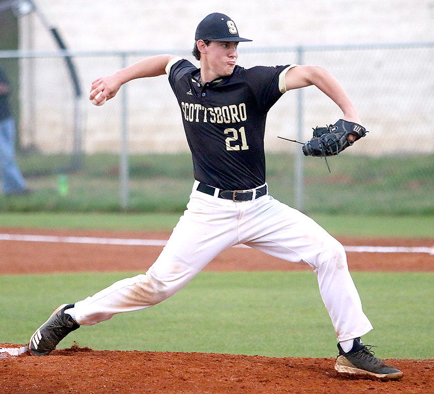 Strong on the mound