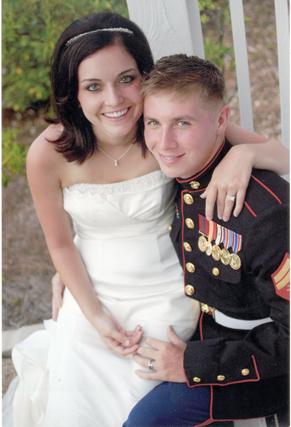 Wedding of Jeremy and Kristi Smith