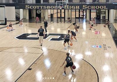 Scottsboro basketball