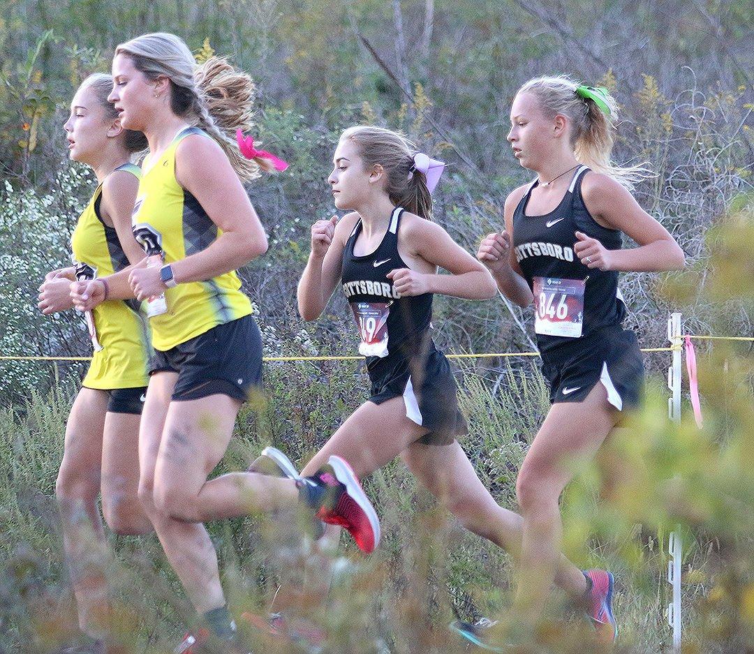 Runners for Scottsboro