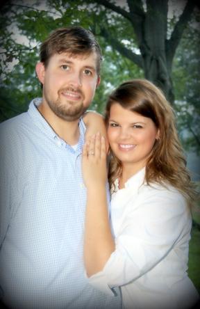 Jessica Lee Paradise and David Alton Covington