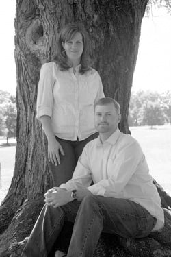 Renee Pike and Russell Proctor