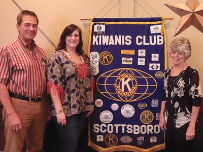 DEA agent shares stories at Kiwanis | Feature Story