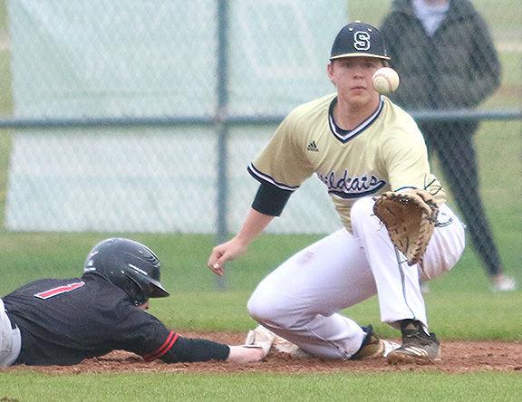 Scottsboro vs. North Jackson baseball