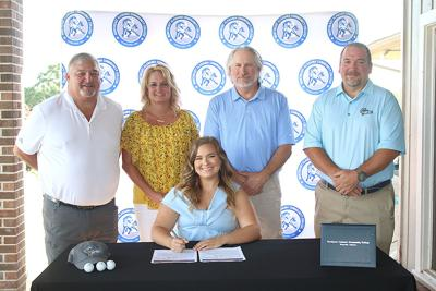 Cunnigham signs with Blue Mountain College