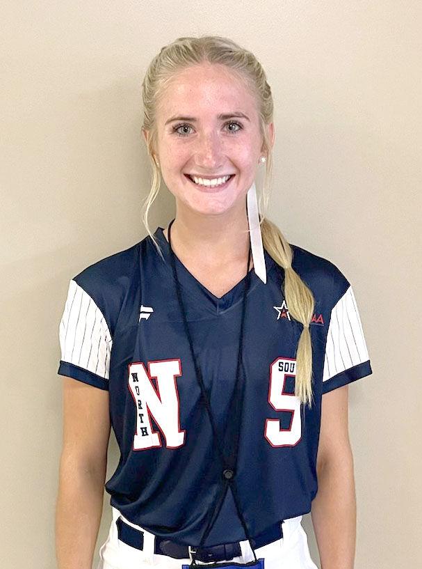 Lexi Bennett North All-Stars Softball