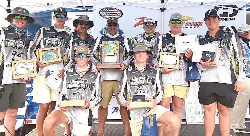 Scottsboro fishing state champion