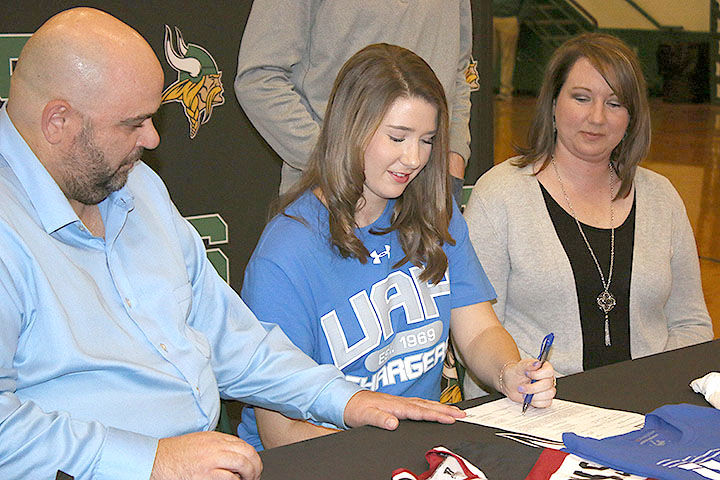 Signing with UAH