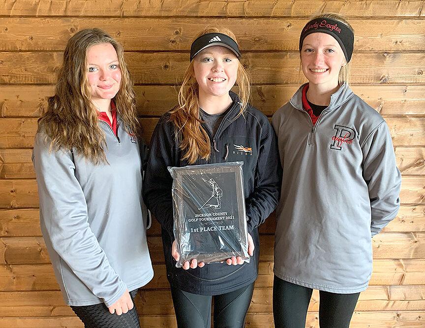 Pisgah Jackson County Girls Golf Champions