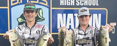 Fishing at nationals