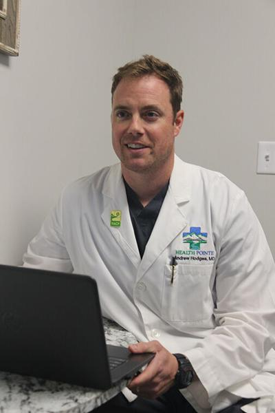 Dr. Andrew Hodges