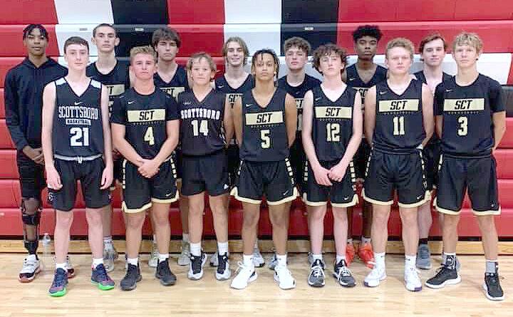 Scottsboro team Hewitt-Trussville Elam Ending champion