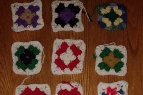 Following The Sad Progression Of Alzheimer's Through One Woman's Crochet