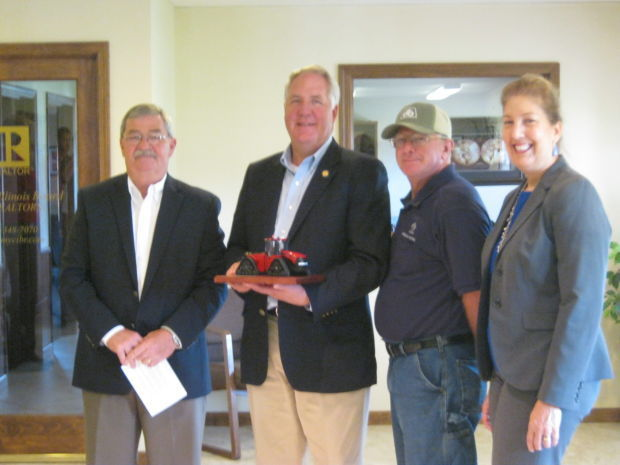 Farm Bureau honors Shimkus