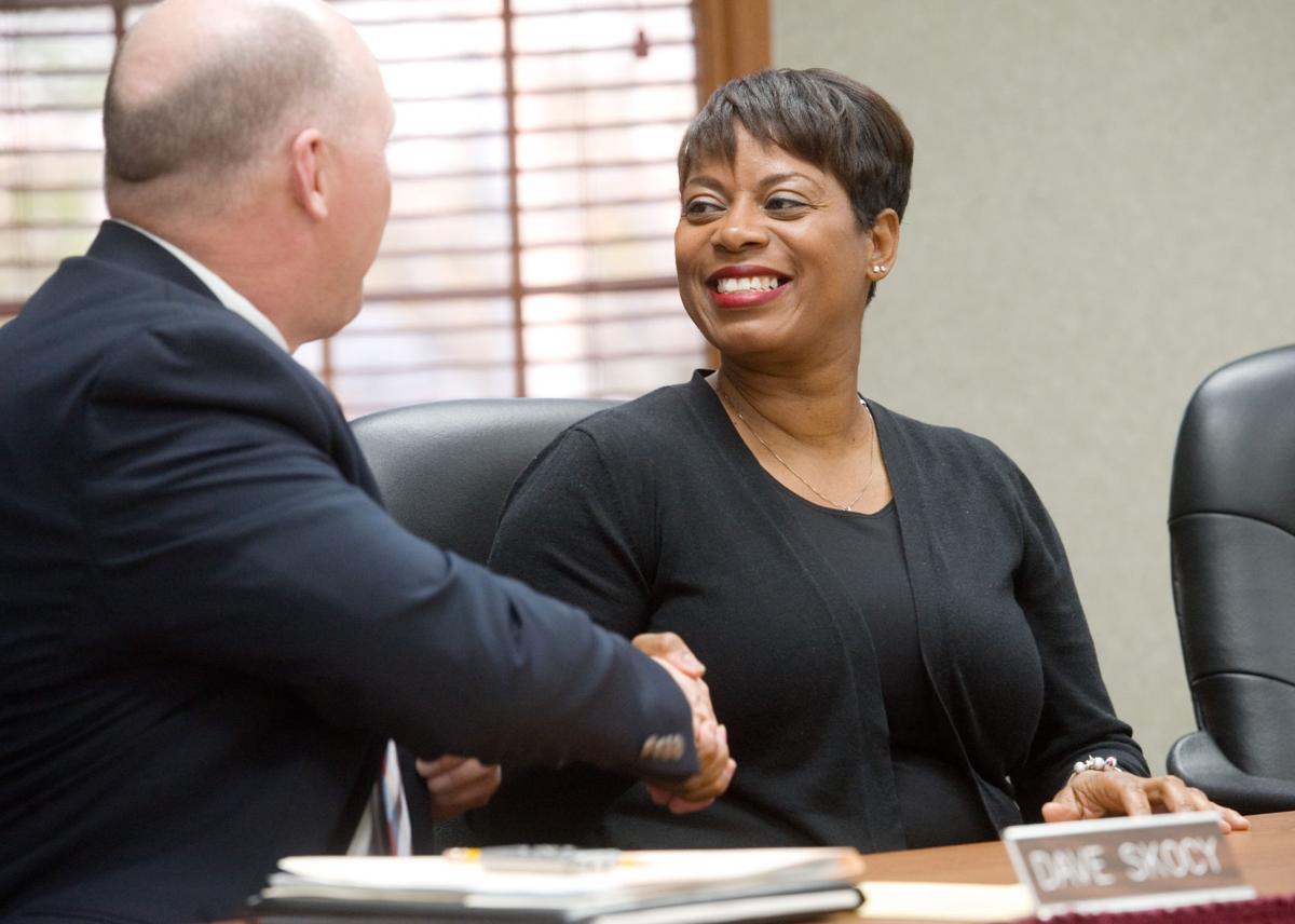 New Mattoon School Board member sworn-in