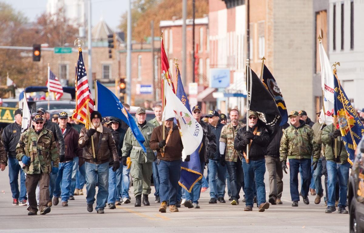 Mattoon Veterans Day 11/11/17