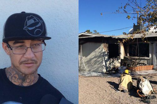 A Homeless Man Saved Two Children From A Burning House