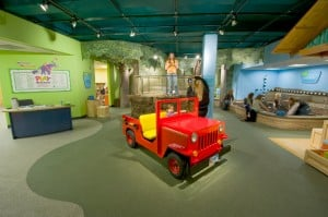 Day Tripper: Springfield museum helps kids learn and burn off energy