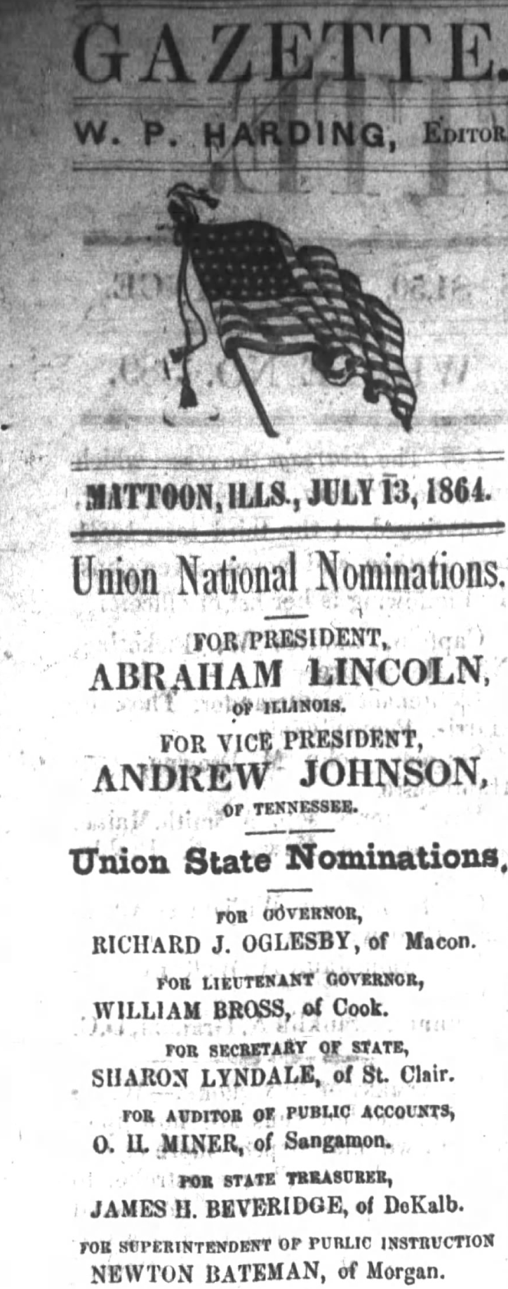 Union National Nominatoins