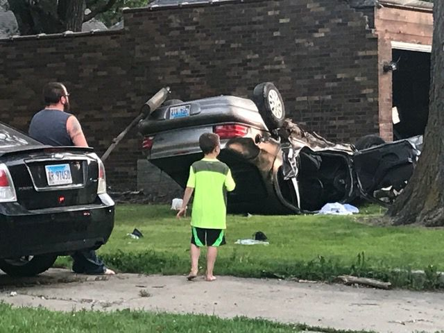 21st dewitt crash