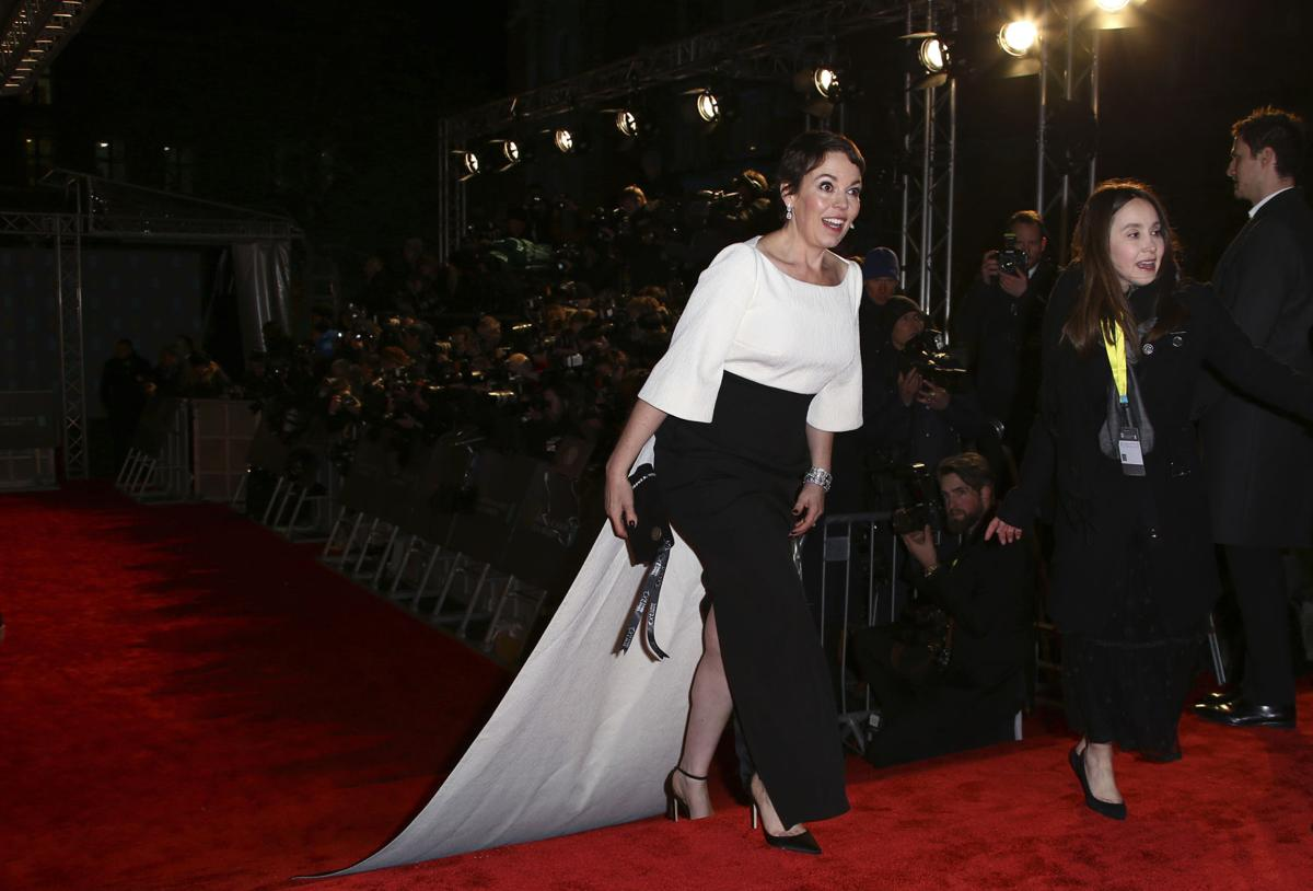 Britain BAFTA Film Awards 2019 Arrivals
