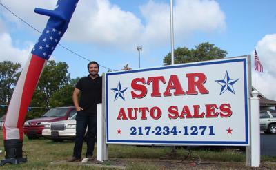 Star Auto Sales >> Star Auto Sales Open In Mattoon Local Jg Tc Com