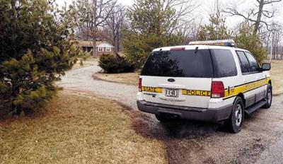 Double murder: Pair, apparently shot to death, found in rural Chrisman home