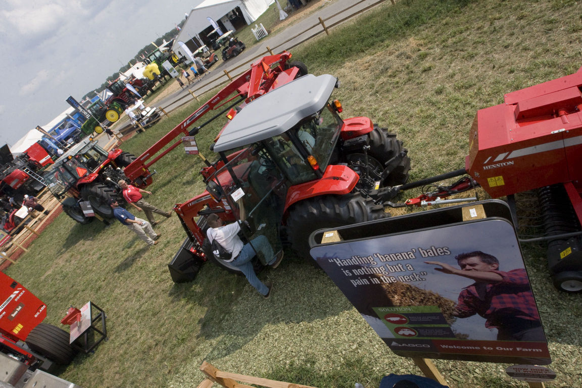 agco farm progress show 09012015