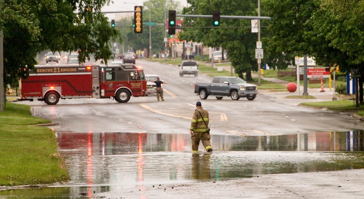 Mattoon Flooding 05/15/18