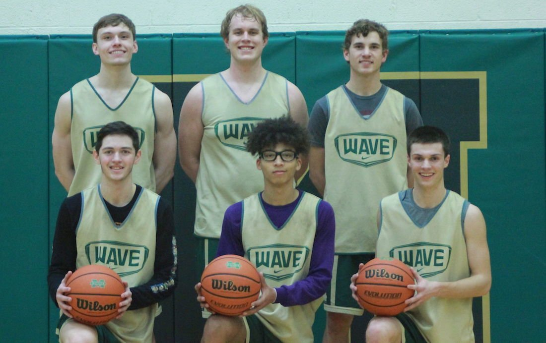 Mattoon basketball seniors 2/22/19