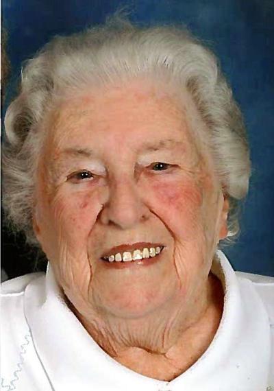Thelma Whetsell