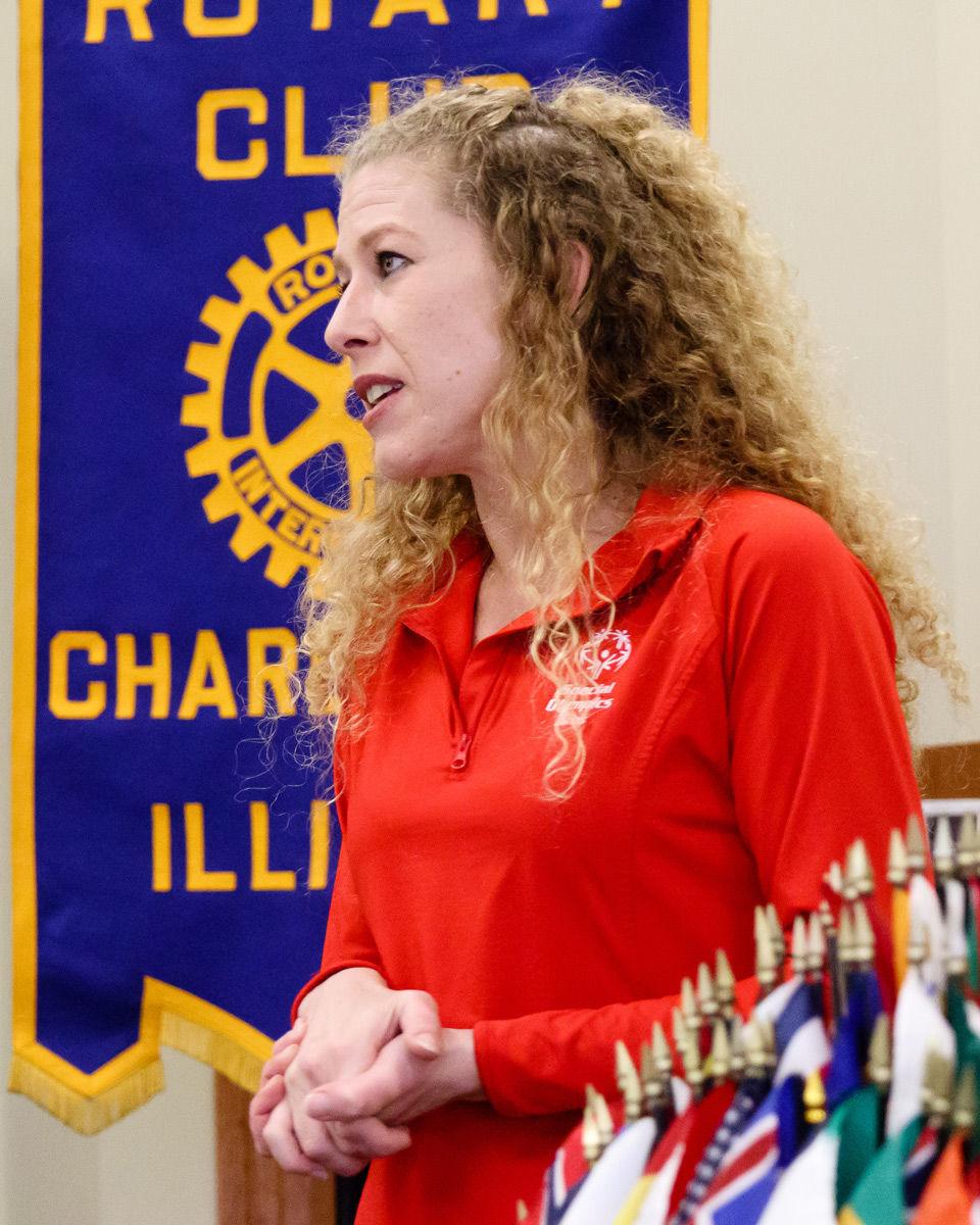 Rotary, Special Olympics